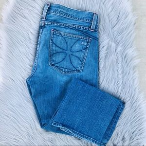 Habitual Cropped Jeans